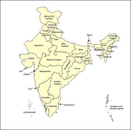 india map ppt template - india map editable editable india map template for